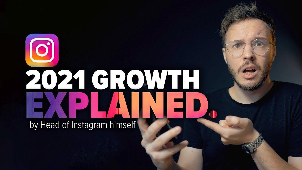 Instagram Reveals The BEST Way To Grow & Get Verified in 2021