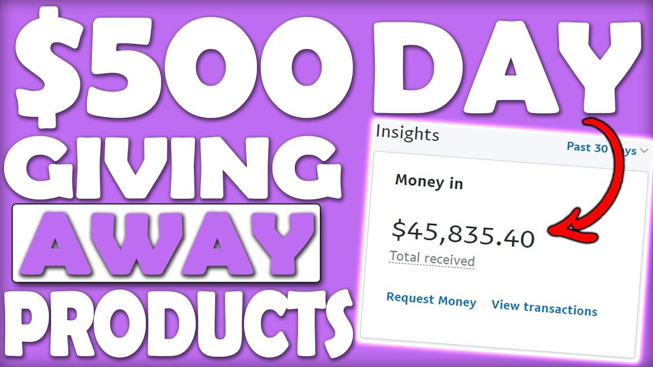 Make Money With CPA Marketing Giving Away FREE Stuff & Earn $500 a Day (CPA Marketing For Beginners)