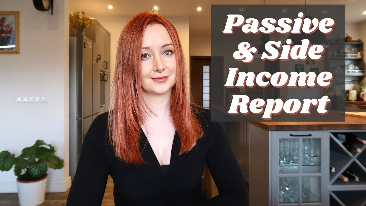 Passive & Side INCOME Report – May 2021