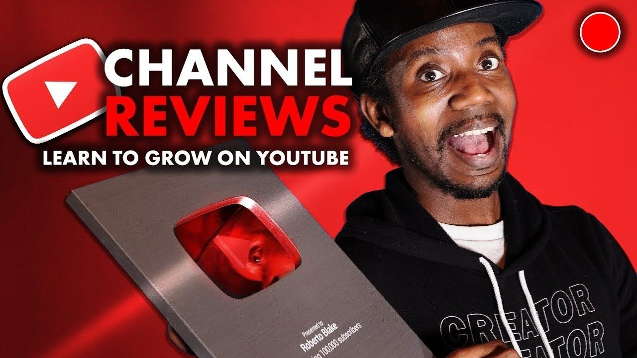 Real Advice for Small YouTubers | Revealing the YouTube Algorithm + June YouTube Channel Reviews