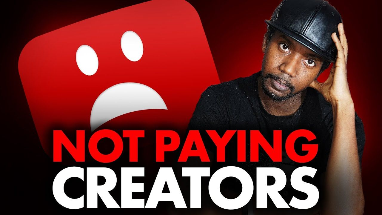 """YOUTUBE """"NOT PAYING CREATORS"""" – YouTube Monetization 2021 Terms of Service Update"""