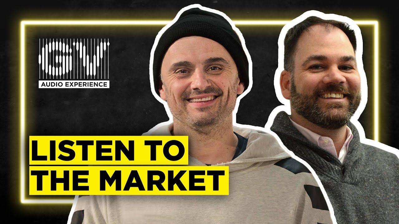 You Can't Innovate The Market Without Listening to it First | GaryVee Audio Experience: David Metz