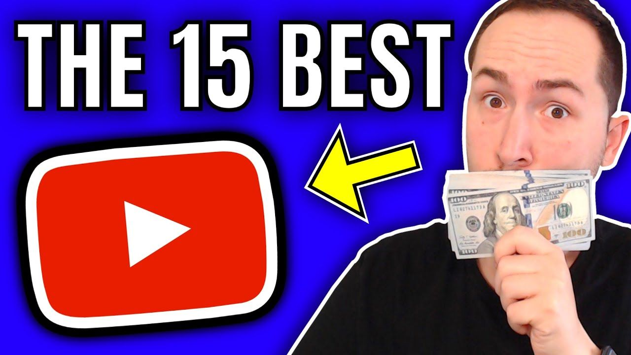 15 YouTube Video Ideas To Make Money WITHOUT Showing Your Face