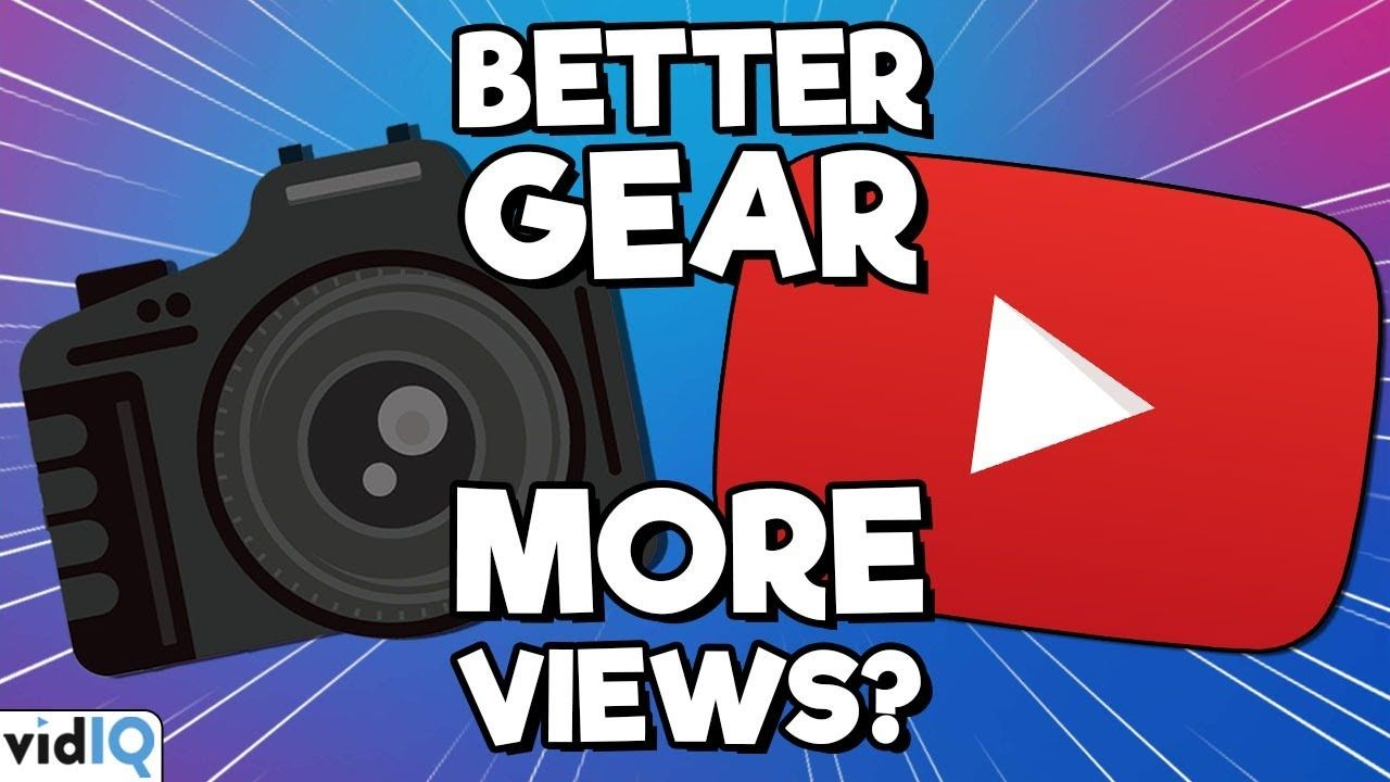 Do You NEED a Better Camera to get More Views on YouTube? (Q&A)