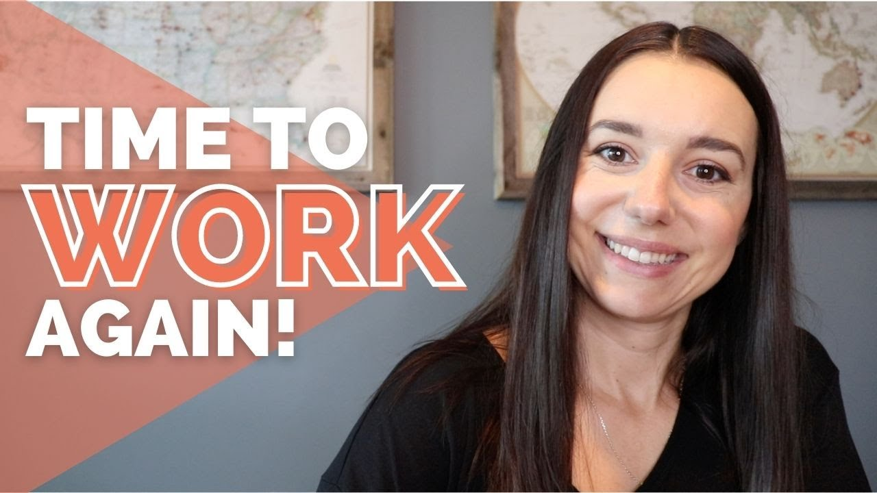 Hired a Nanny So I Can Work Again! | June 2021 Income Report