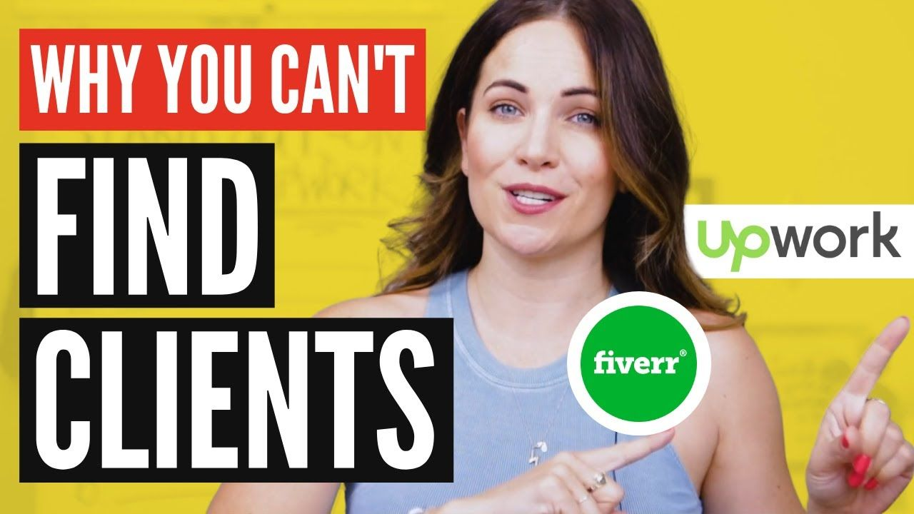 How To Find Copywriting Clients On Fiverr/Upwork (Tips For Beginners)