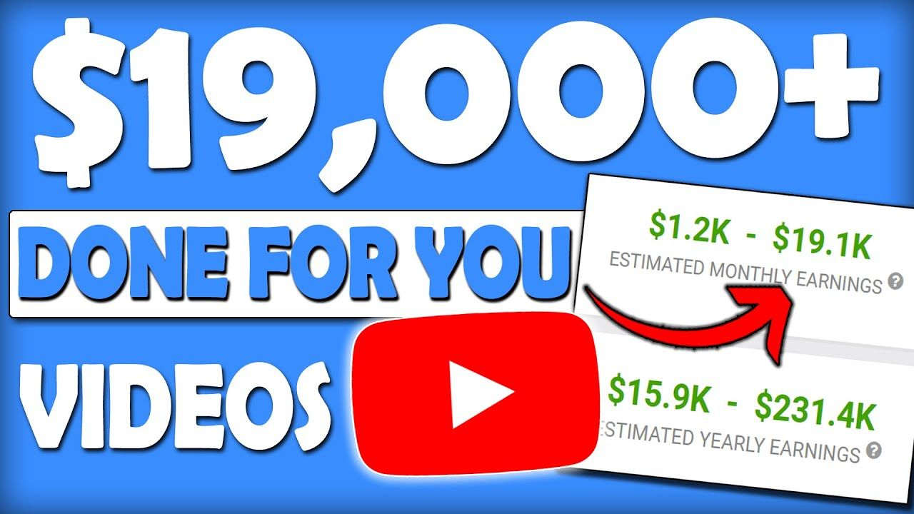 How To Make Money On Youtube Without Making Videos From Scratch (Including YouTube Shorts)
