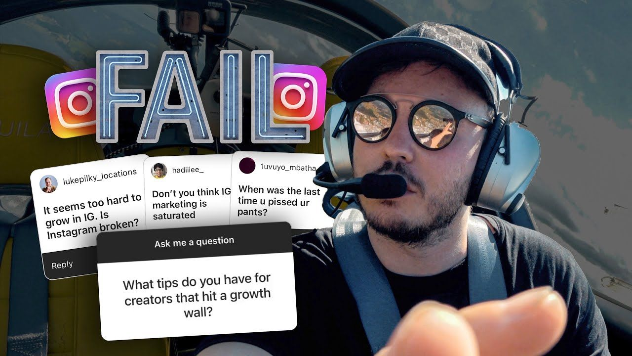I Totally Messed Up (Instagram Q&A Fail)
