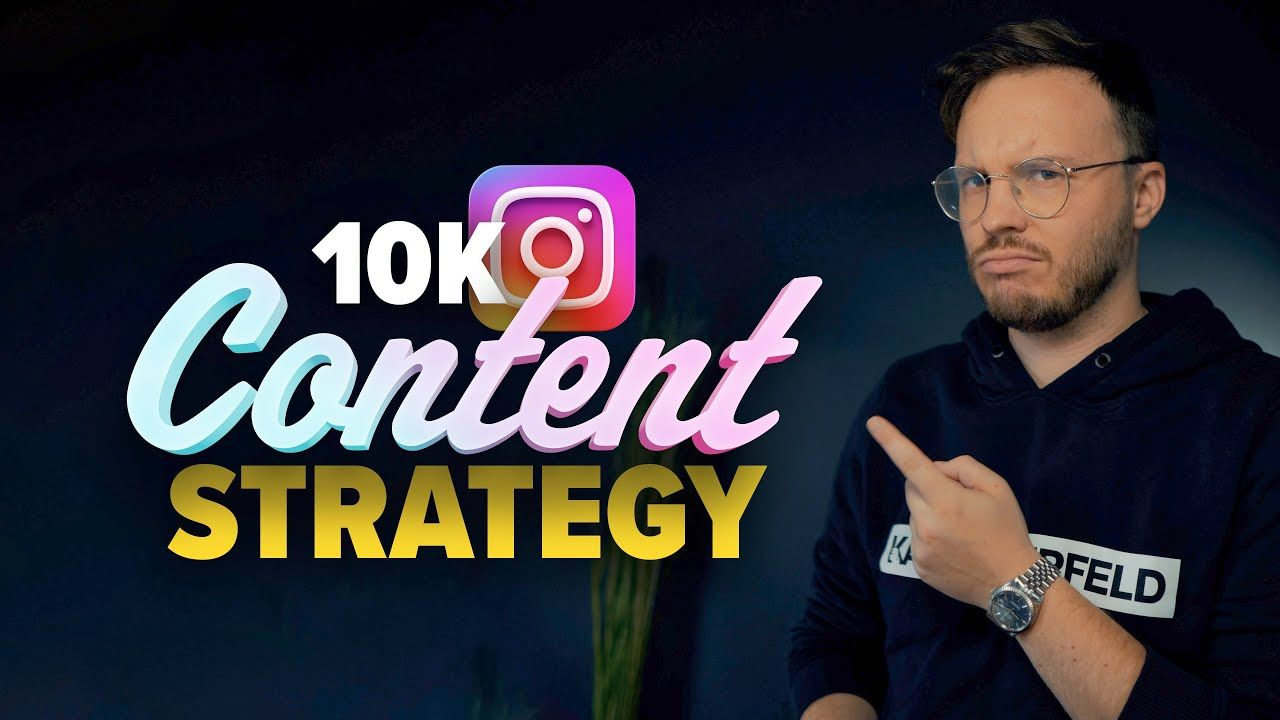 Instagram Content Strategy Guide – Do This To Grow FAST (2021)