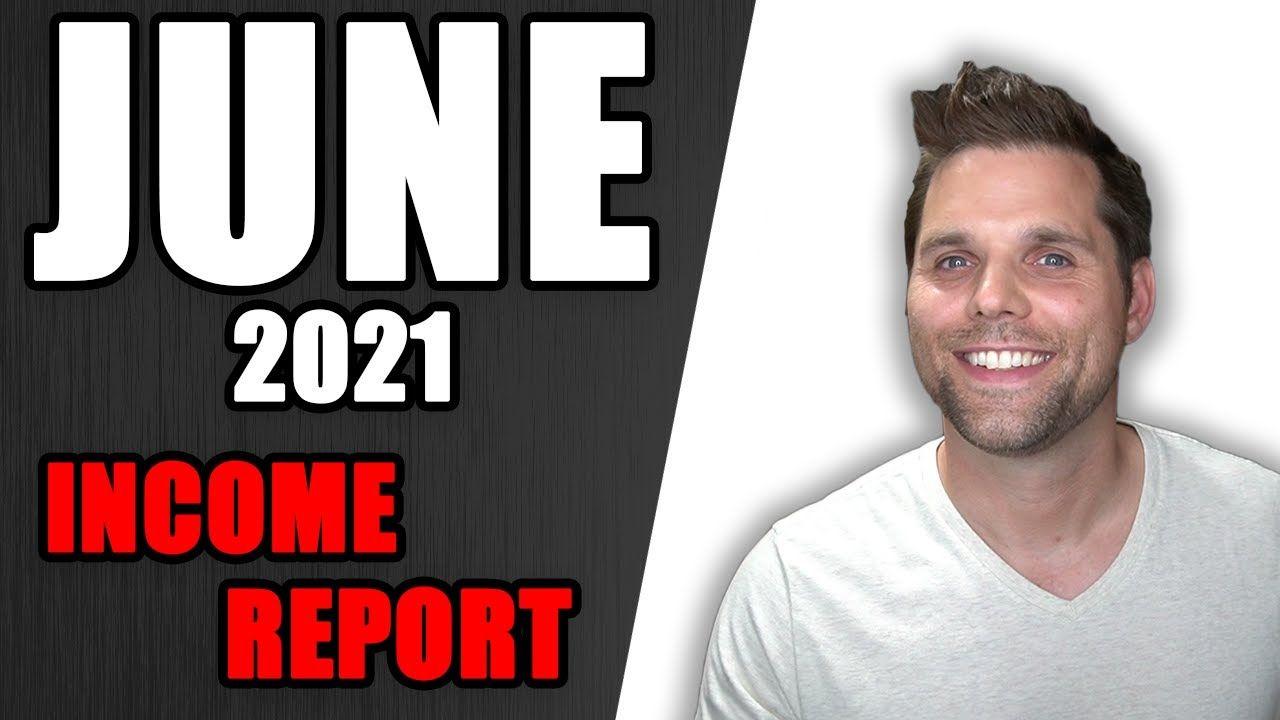 June 2021 Income Report – Relocation Complete