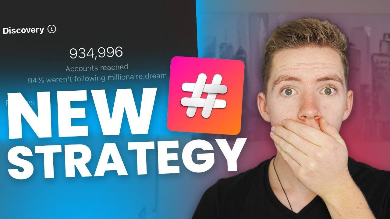 Leaked By Instagram: New Hashtag Strategy For Explosive Growth