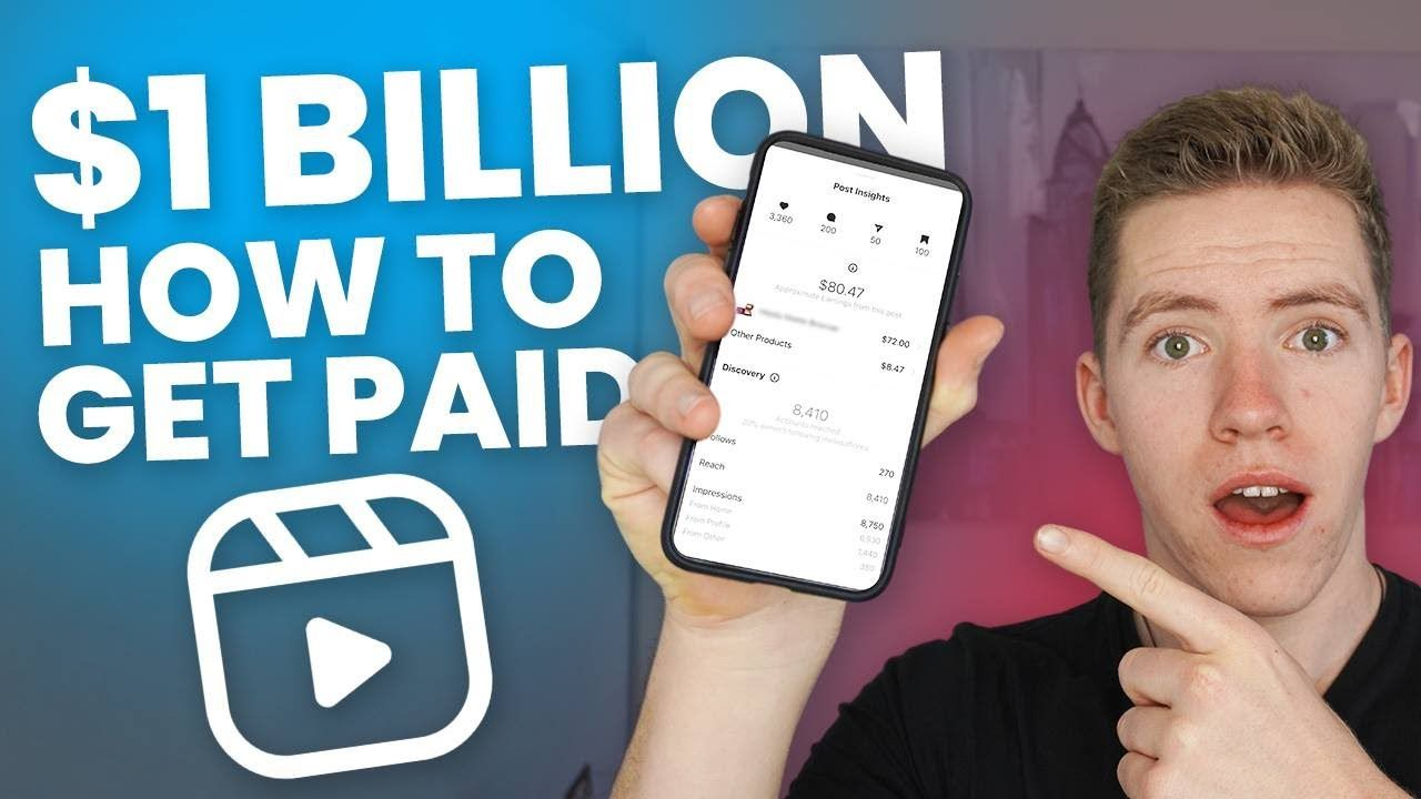 *NEW* Instagram Paying $1Billion To Reels Creators: How You Get Paid