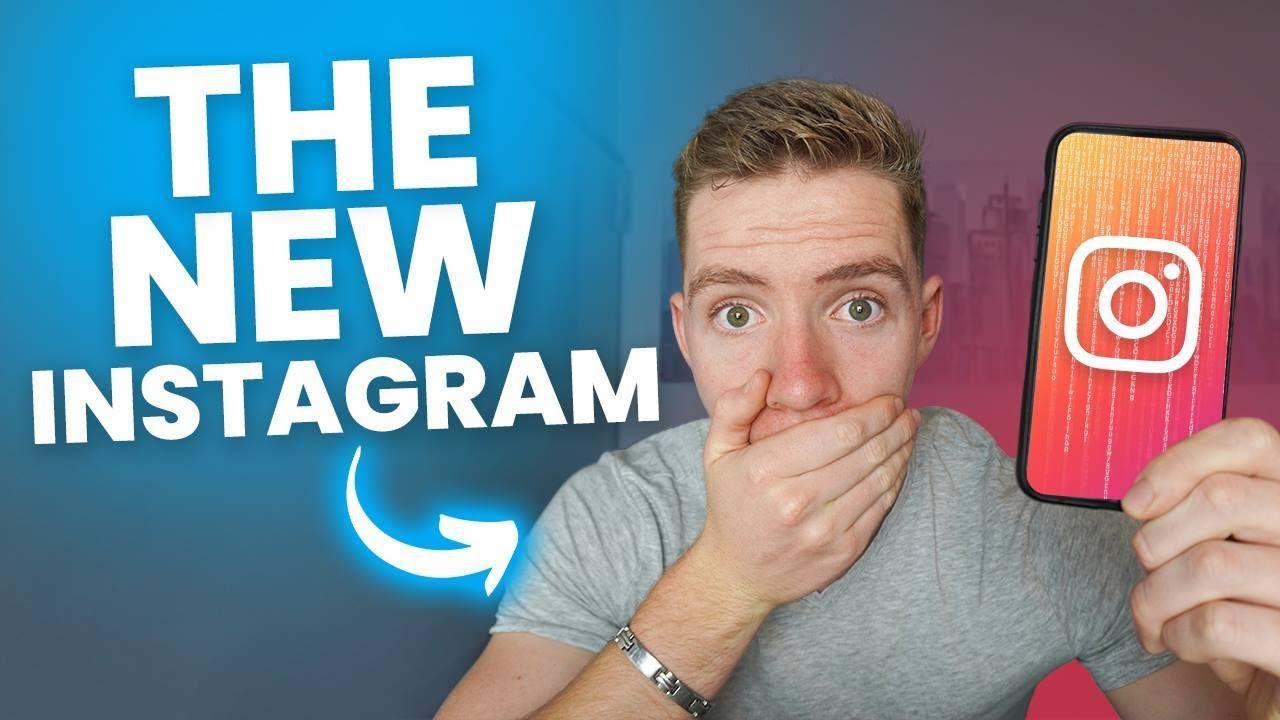 The New Instagram   Huge New Instagram Algorithm Update July 2021