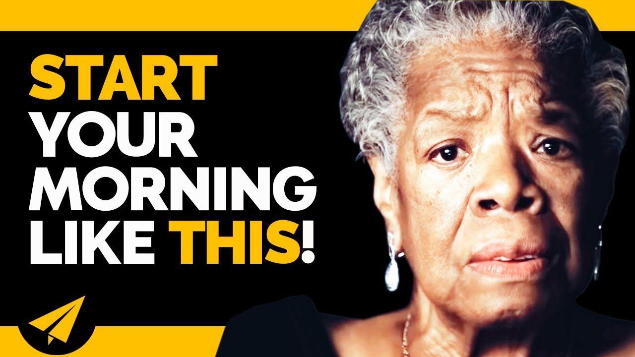 Best Maya Angelou MOTIVATION (1 HOUR of Pure INSPIRATION)
