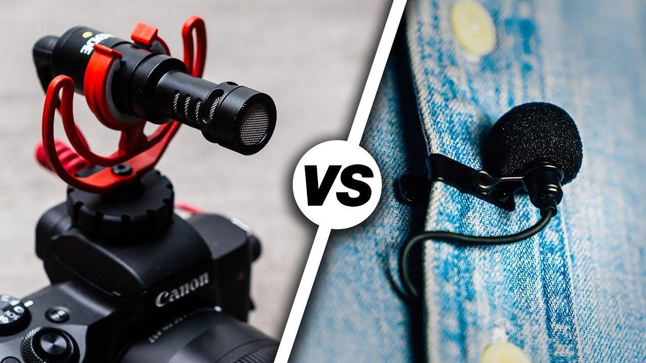 Best Microphone for YouTube Videos? (Shotgun vs Lav Mics)