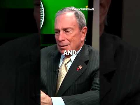 Don't Blame, Focus on How You Can GET OUT!   Michael Bloomberg   #Shorts