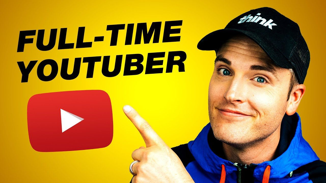 Full-Time YouTuber: New Study Reveals How People Are Making Money on YouTube