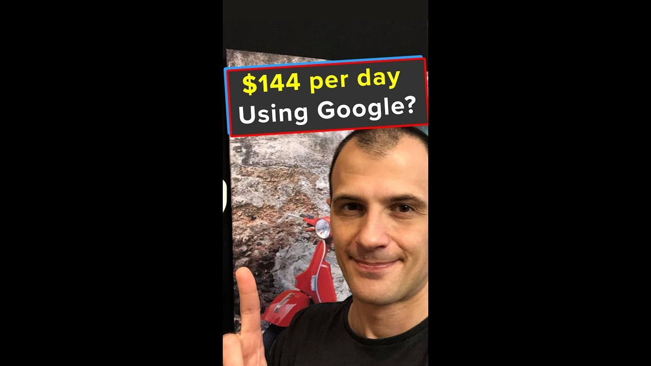 How to Make Money Online: $144 a Day   Work From Home #Shorts