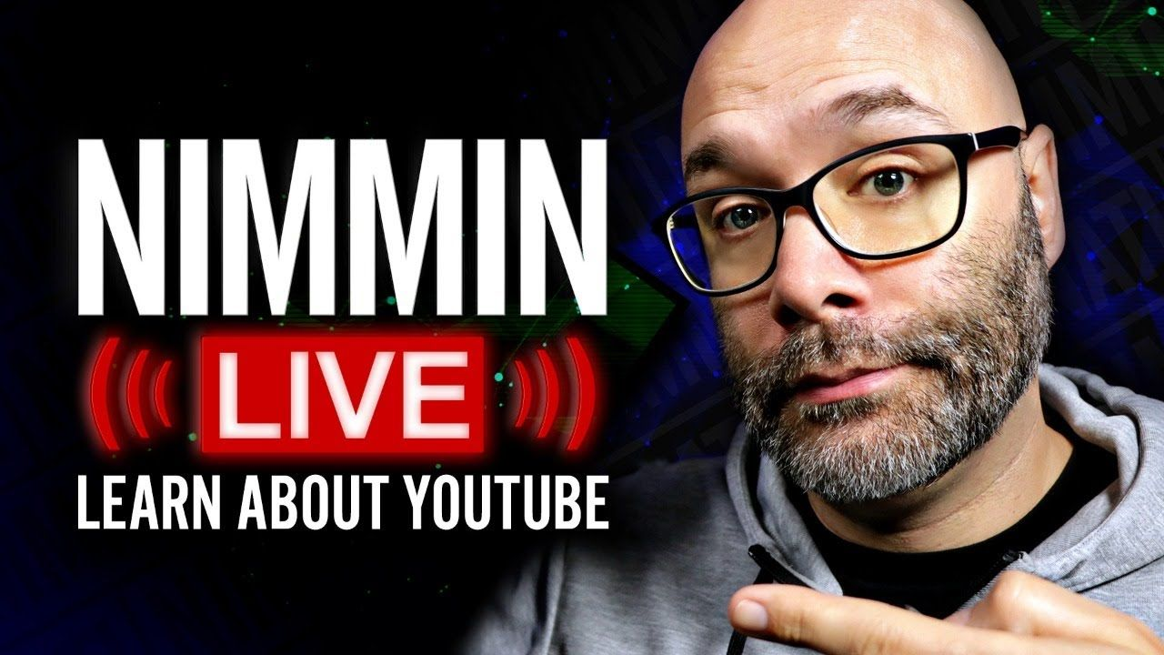 Learn How To Grow YOUR YouTube Channel The Right Way – Live Q&A