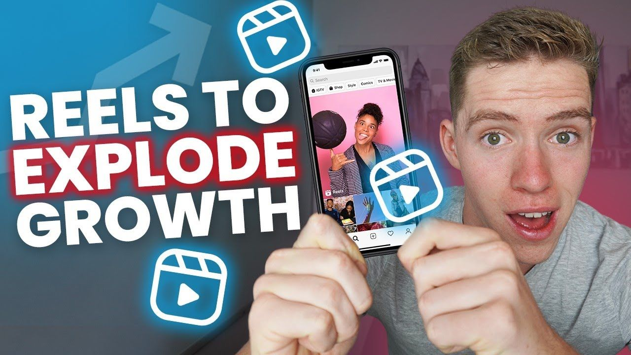 Viral Instagram Reels Ideas To Explode Your Growth | InVideo Tutorial