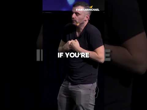 When You're SCARED, Don't Do THIS!   Gary Vaynerchuk   #Shorts