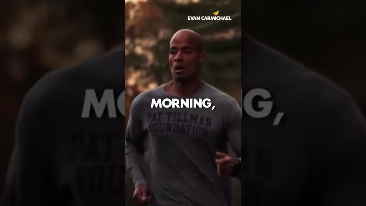 Win the BATTLE in the MORNING! | David Goggins | #Shorts
