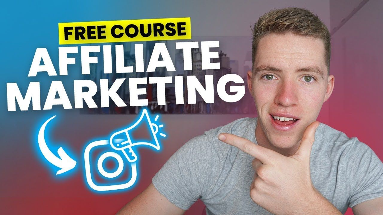 Free Course: How To Make Money Affiliate Marketing On Instagram