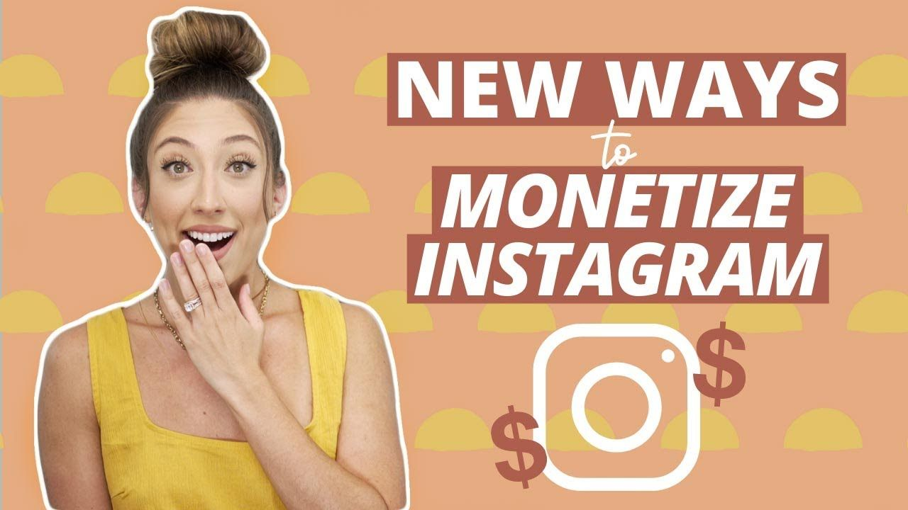 New Ways To Monetize Instagram | Get paid through IGTV Ads, Reels Ads, Live Badges, & more