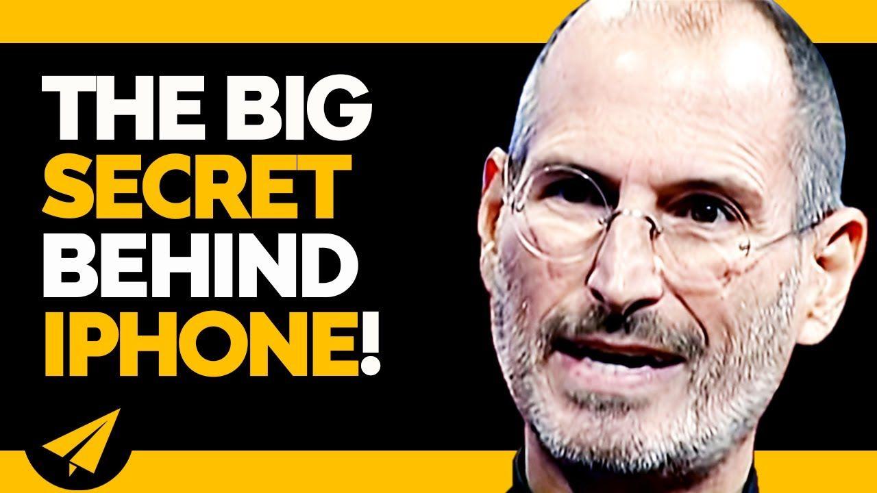 Steve Jobs Tells Us A SECRET!