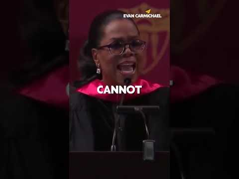 The #1 Lesson I Can Offer YOU Is THIS! | Oprah Winfrey | #Shorts