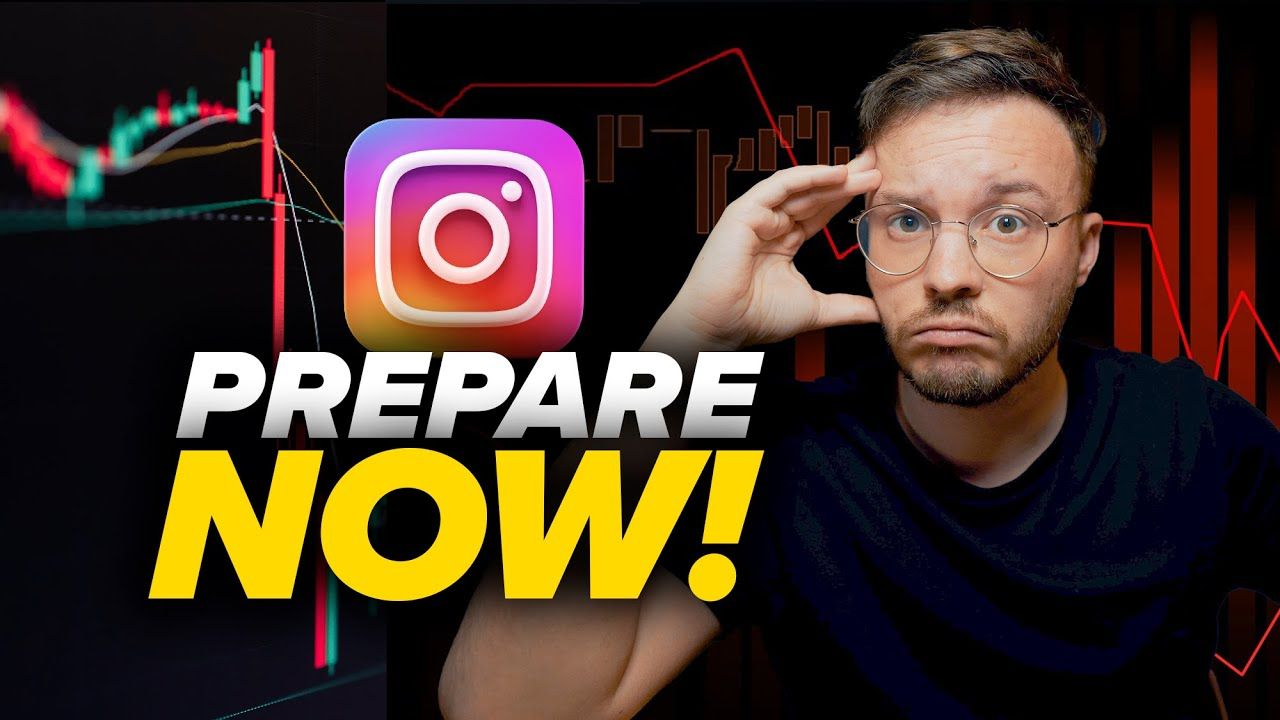 The BIG Instagram CRASH Is COMING   DO THIS NOW
