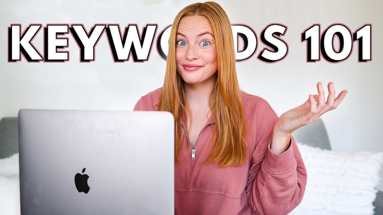 How To Find & Use Keywords On YouTube *beginners guide* // Get your YouTube videos to rank in search