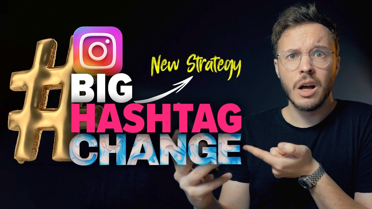 Instagram LEAKS How Hashtags Actually Work (not how you think)
