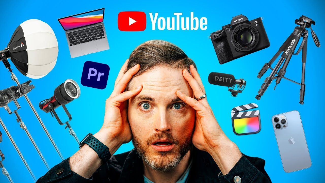 Is YouTube Camera Gear OVERRATED?