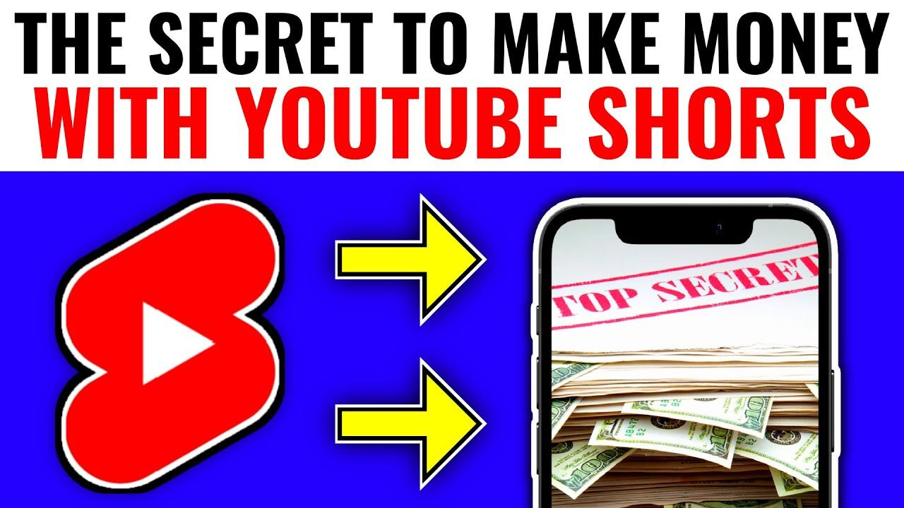 Make Money with YouTube Shorts (COMPLETE STEP-BY-STEP TUTORIAL)