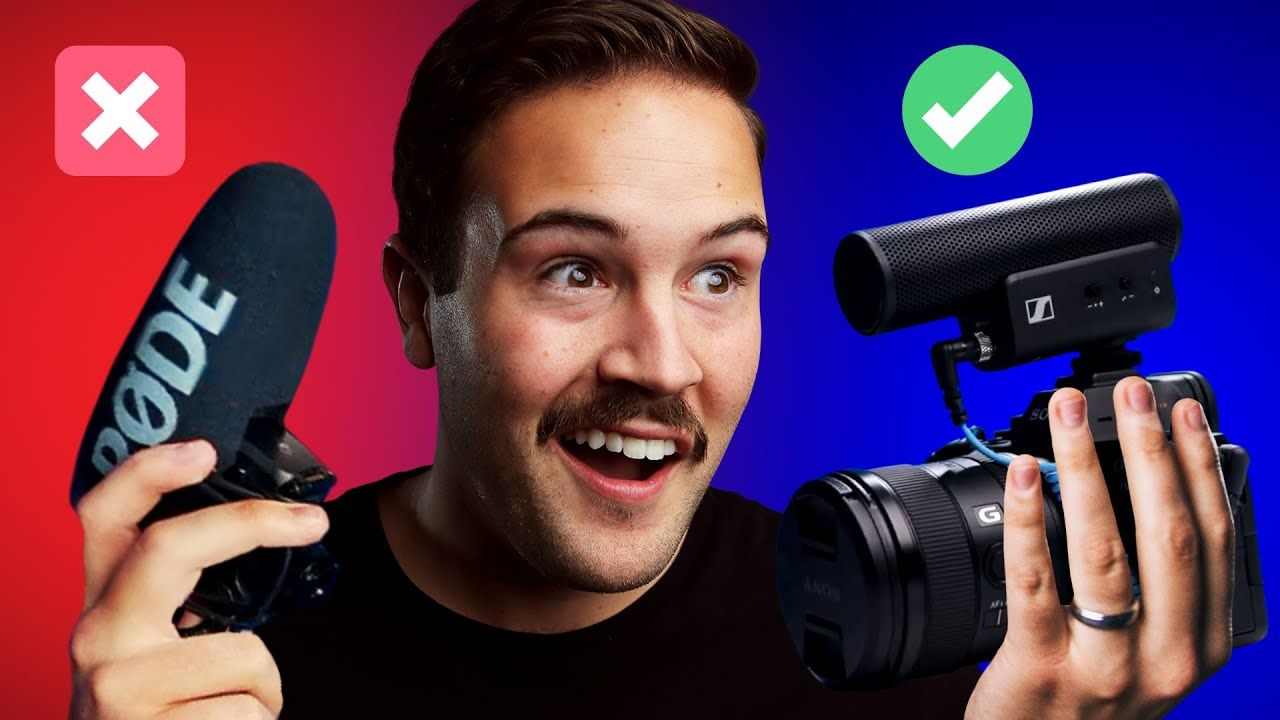 My NEW FAVORITE Microphone For YouTube Videos