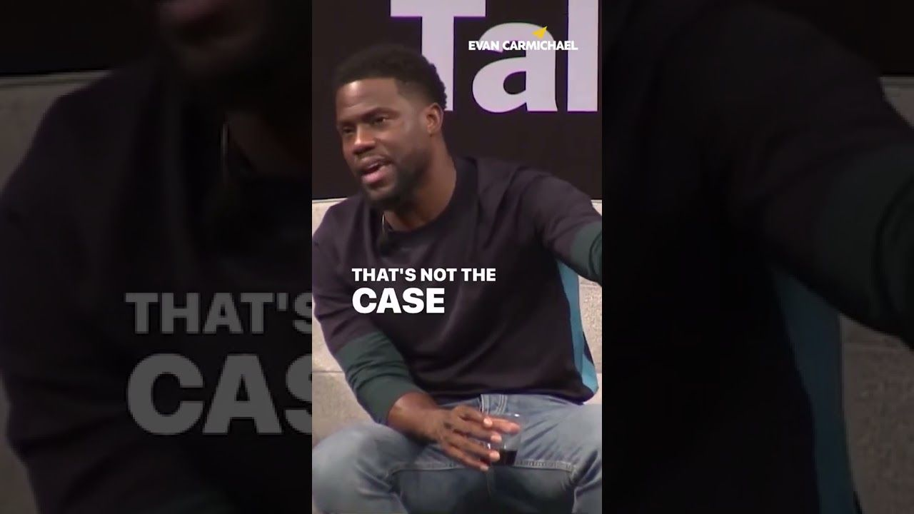 This DOESN'T Have to Be Your Life FOREVER!   Kevin Hart   #Shorts